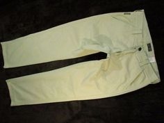 mens  chino  beige jeans Armani Made in Italy  W34 | eBay