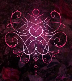 Self care and self love sigil The Mystic Mire