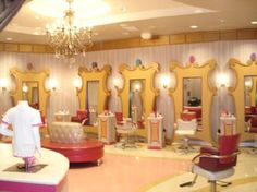 Bippity-Boppity-Boutique - Cinderella's Castle - Disney World