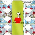 Caixa de Bala Snoopy: