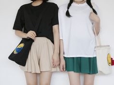 Dress Up Confidence! 66girls.us Flared Cotton Skort (DIGA) #66girls #kstyle #kfashion #koreanfashion #girlsfashion #teenagegirls #younggirlsfashion #fashionablegirls #dailyoutfit #trendylook #globalshopping