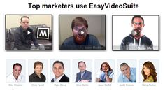 Top Names Who Use EasyVideoSuite
