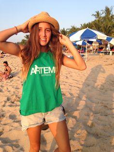 ARTEMIA  BEYOURSELF  BEACHLIFE  MEXICANART  @artemiaclothing