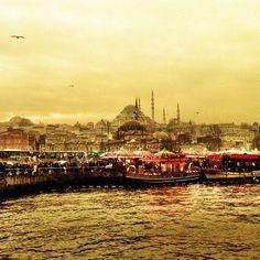 Eminonu, Istanbul, Turkey istanbul apsolutno perfectoooooooooooooooooooo my loveeeeeeeeeeeeeeeee