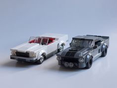 """Two Stangs"" by ER0L: Pimped from Flickr"