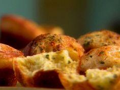 Cheesy Popovers recipe from Sunny Anderson via Food Network