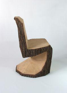 Amazing Log chair