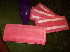 Perfection Made Simple: Homemade (Cloth) Swiffer Wet Jet Pads
