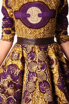 .love royal purple and gold