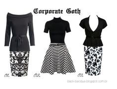 Corporate goth