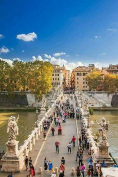 Get a closer look at majestic Rome, Italy.