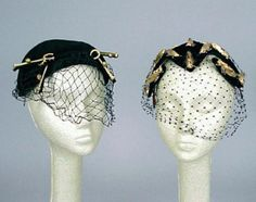 Bes-Ben Equestrian's and Cicada Hats - Couture and Textiles | Doyle Auction House