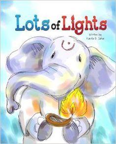 Great kids book on Diwali