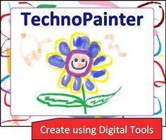 TechnoPainter - Digital Art Projects