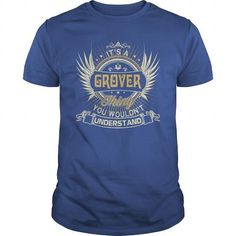 I Love GROVER Shirts & Tees