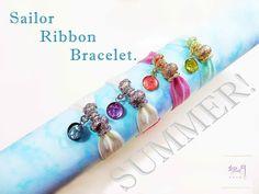 Sailor Ribbon Bracelet.