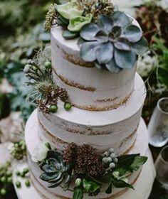Decoração de bolos e
