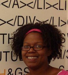 Volunteering with Black Girls Code at Google Pittsburgh.