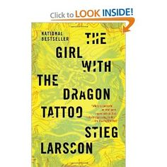 The Girl with the Dragon Tattoo - I couldn't put any of these down:  Link to the series:  http://www.amazon.com/Stieg-Larsson/e/B001J95ACO/ref=ntt_athr_dp_pel_1