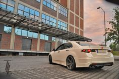 Mischa's European Accord Acura TSX Conversion