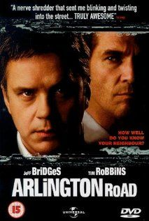 Domestic terrorist thriller intertwined with conspiracy theories, topped off by great performances from Robbins and Bridges.