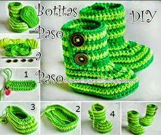 Todo crochet: Bebe