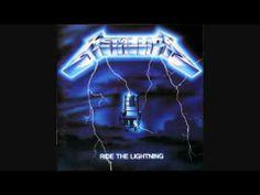 Metallica – Ride The Lightning – Thrash Metal-Heavy Metal Vinyl LP with Insert Thrash Metal, Power Metal, Black Sabbath, Hard Rock, Death Metal, Judas Priest, Metallica Tattoo, Metallica Videos, Album Covers