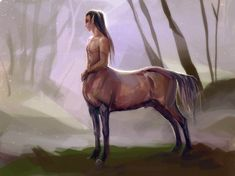 Centaur 1 by SnowSkadi on DeviantArt