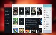120+ Creative User Interface Designs   Designscrazed