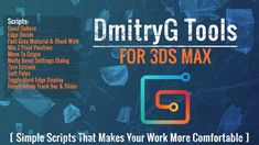 DmitryG Tools is a script for Max with a variety of great options to simplify and speed up your modeling workflow. Artwork Drawings, 3d Artwork, Drawing Faces, E Simple, Face Anatomy, Sketchbook Pages, Anatomy Tutorial, Character Design, Character Art