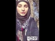 девочка читает Коран - YouTube