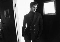 Sean O'Pry by *TBC for the Fall Winter 2012-2013 of Zara