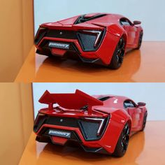 Check out the spoiler on the Lykan HyperSport  #jadatoys #118 #1_18 #diecastcars #diecastcar #fastandfurious #fastfurious #lykan #lykanhypersport #scale118 #118scale by 8krach