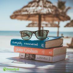 Ein sonniger Tag am Meer und dabei deinen Lieblings-Roman genießen? Travelyst.de verrät dir die ruhigsten Plätze zur maximalen Entspannung. Schau mal vorbei!