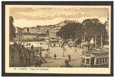 Porto, Praça da Liberdade