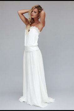 Robe de mariee creatrice - Rime Arodaky