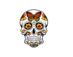 Day Of The Dead / Save The Monarch Butterflies