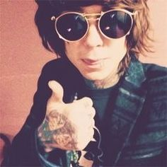Christofer drew. I love what he's wearing!!! ^-^