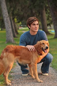 K.J. Apa, A Dog's Purpose