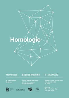 Homology exhibition in Brussels