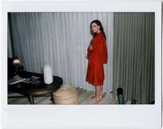 How Lykke Li Does Pregnancy: Crime Shows, Sushi Cravings, and Her Favorite Natural Face Oil