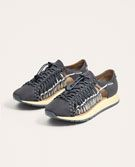 GREY SNEAKERS WITH OPEN SIDES-View all-SHOES-MAN | ZARA Egypt