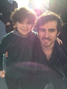 Colin and Raphael