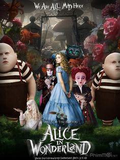 Alice Ở Xứ Sở Diệu Kỳ - HD