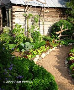 Digging » Garden Designers Roundtable: Vegetable Garden Design