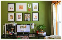 the east coast desi: My Blogging Headquarters/Adda (Home Office Reveal)