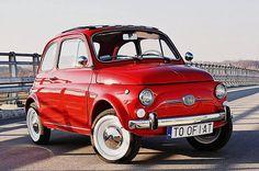 FIAT 500 - POLSKA.