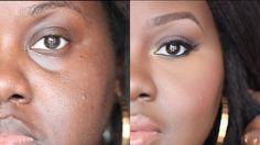 How to Conceal Deep Set Under Eyes: [Detailed talk through tutorial] | C...