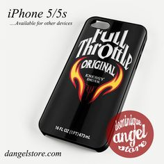 full throttle original one Phone case for iPhone 4/4s/5/5c/5s/6/6 plus