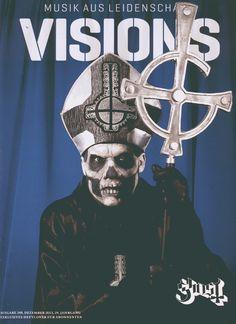 GHOST - VISIONS (Foto: Lisa Meinen)